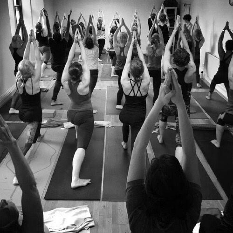 Merchant City Yoga